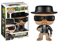 POP Television: Breaking Bad Heisenberg Funko Collectible