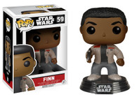 Star Wars The Force Awakens (EP7) Movie Based Pop! Collectible by Funko - Finn + BONUS!