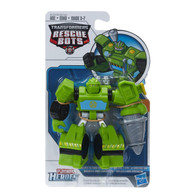 Playskool Heroes, Transformers Rescue Bots, Boulder The Construction, 3.5 inches (8.9 cm)