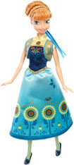 Disney Frozen Fever Anna Doll, 12 inch (30.5 cm)