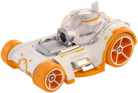 Hot Wheels Star Wars The Force Awakens Collectible Die Cast Vehicle: BB-8 + BONUS!