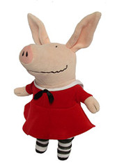 MerryMakers Olivia Plush Doll, 11 inch (27.9 cm)
