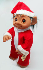 DAM Troll Boy in Christmas Outfit, 16 inches
