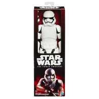 Star Wars The Force Awakens - First Order Stormtrooper, 12 inch (30.5 cm) + BONUS!