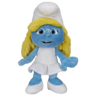 Smurfs Bean Bag Plush Wave #1: Smurfette, 8 inch (20.3 cm)