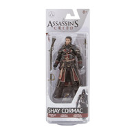 McFarlane Toys Assassin's Creed Series 4 Shay Cormac Action Figure, 5.5 inch (14 cm)