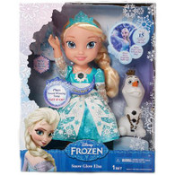 Disney Frozen Snow Glow Elsa Doll, 12 inch (30.5 cm)