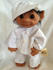 DAM Things Denmark LARGE Sailor Boy Troll, 16 inches