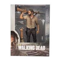 McFarlane Toys The Walking Dead TV Deluxe Rick Grimes Figure, 10 inch (25.4 cm)