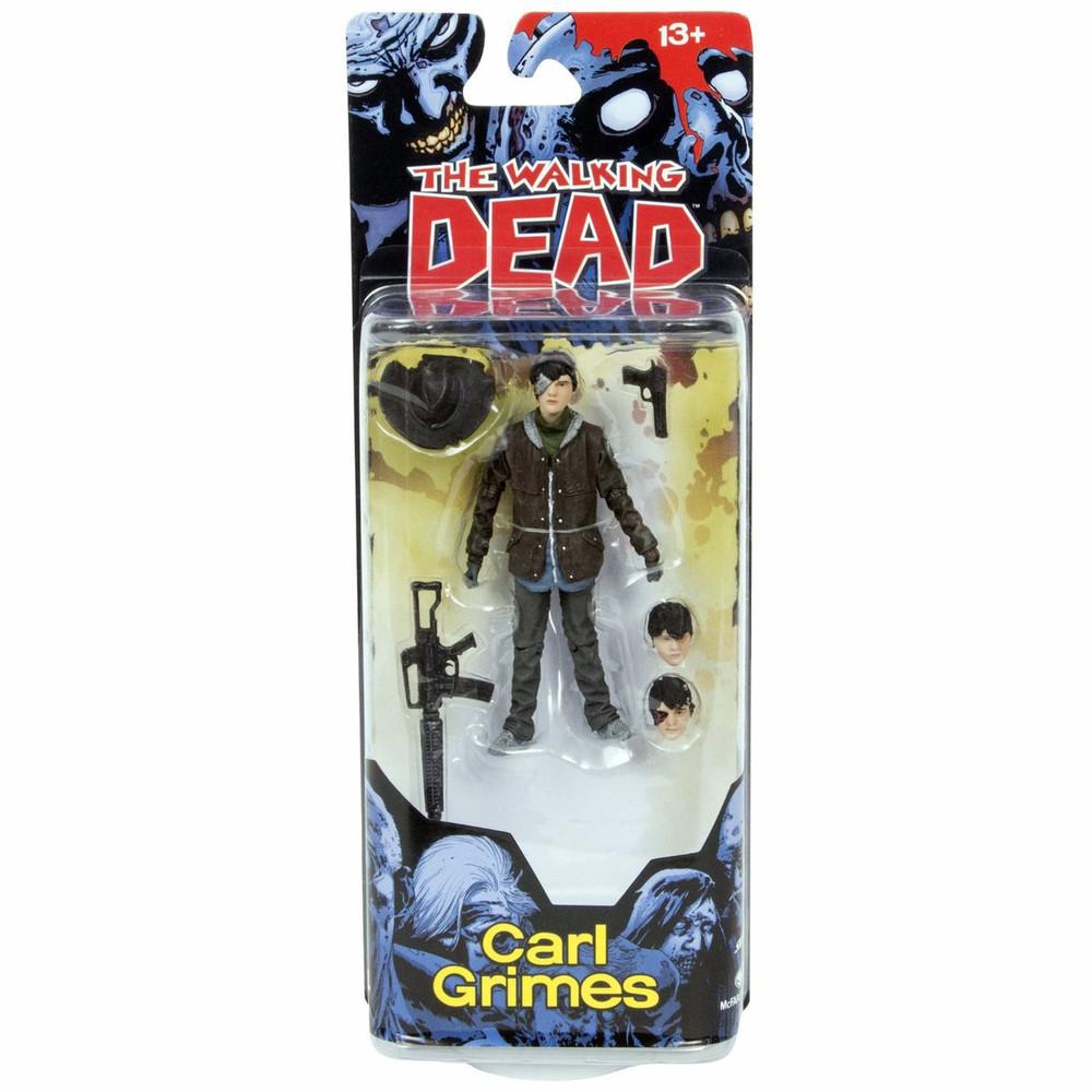 The Walking Dead jesus action figure couleur McFarlane