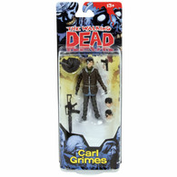 Walking Dead Comic Series 4 Carl Grimes Action Figure, 4 inch (10.2 cm)