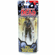 Walking Dead Comic Series 4 Pin Cushion Zombie Action Figure, 5 inch (12.7 cm)