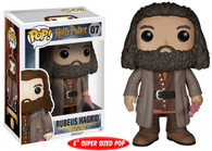 Funko POP Movies: Harry Potter - Rubeus Hagrid 6 inch Action Figure, Funko Collectible