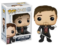 5324 POP: Once Upon a Time - Captain Hook, Funko Collectible