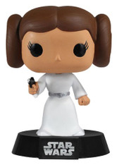 Funko Princess Leia Star Wars Pop (2319), Funko Collectible