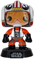 POP Star Wars (BOBBLE): Luke Pilot (2596), Funko Collectible