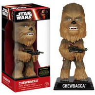 Star Wars Episode 7 Bobble-Head Chewbacca (6241), Funko Collectible