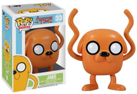 POP Television: Adventure Time Jake Vinyl Figure, Funko Collectible
