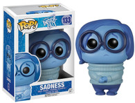 4877 POP! Inside Out - Sadness Vinyl Figure, Funko Collectible