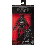 Star Wars The Black Series First Order TIE Fighter Pilot, 6 inch (15.2 cm) + BONUS!