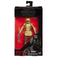 Star Wars The Black Series Resistance Trooper, 6 inch (15.2 cm) + BONUS!