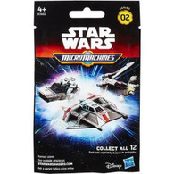 Hasbro Star Wars The Force Awakens MicroMachines Blind Bag - Wave 2