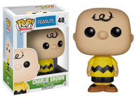 POP Peanuts - Charlie Brown, Funko Collectible