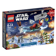 LEGO® Disney Star Wars™ 75097 Advent Calendar 292 pcs Building Set + BONUS!