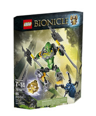 LEGO® Bionicle Lewa - Master of Jungle 70784 Building Set