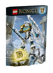 LEGO® Bionicle Kopaka - Master of Ice 70788 Building Set