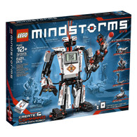 LEGO® MINDSTORMS 31313 Intelligent EV3 Robot Bulding 601 pcs Building Set
