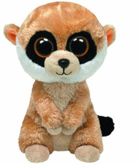 TY Beanie Boos - Rebel the Meerkat, 6 inch (15.24 cm)