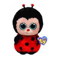 TY Beanie Boos - Bugsy the Ladybug, 6 inch (15.24 cm)