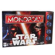 Hasbro Monopoly Game Star Wars