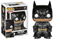POP: Batman: Arkham Knight - Batman, Funko Collectible