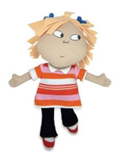 Lola Soft Doll 8 inch - Giggling!! (20cm)