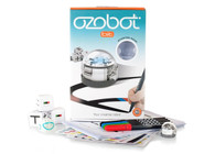 Ozobot BIT - Smallest Programmable Robot, Starter Pack - Crystal White