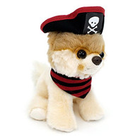 Gund Itty Bitty Boo #032 Pirate Plush, 5""