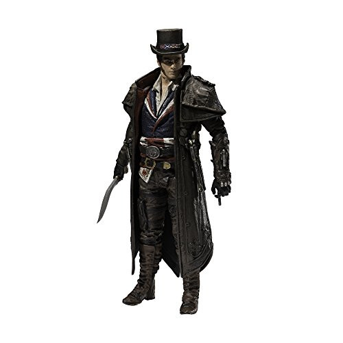 Mcfarlane Toys Assassin S Creed Series 5 Union Jacob Frye Action Figure Curly Dani Inc