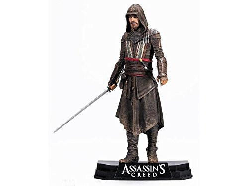 Mcfarlane Toys Assassin S Creed Movie Aguilar 7 Collectible Action Figure Curly Dani Inc