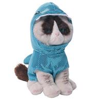 """Grumpy Cat 5"""" Beanbag - Shark"""