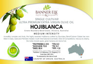 Hojiblanca - Ultra Premium Extra Virgin Olive Oil - Medium Intensity