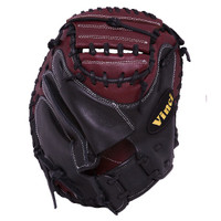 Vinci Pro Limited Series SW79-L Catchers Mitt Bordeaux 33.5 Traditional Web