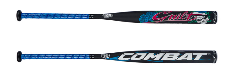 2016 Combat Guilt - Limited Edition of only 500 Bats! 27 5oz