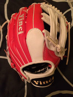 Custom Vinci BMB-OB Red/White 13 inches