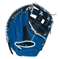 Vinci Fortus Series Fast Pitch Catchers Mitt Blue/Black