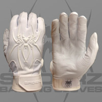 2016 Spiderz ENDITE- Whiteout Batting Gloves
