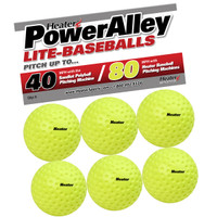 Heater Sports PowerAlley 80 MPH Lite Balls