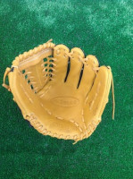 Vinci Pro Limited Series JC3300-L Black and Tan 11.5 inch Baseball Glove