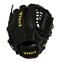 Vinci Pro Limited Series JC3300-L Black 11.5 inch Baseball Glove